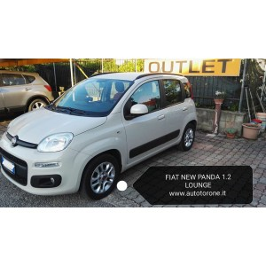 FIAT NEW PANDA 1.2 69 cv LOUNGE